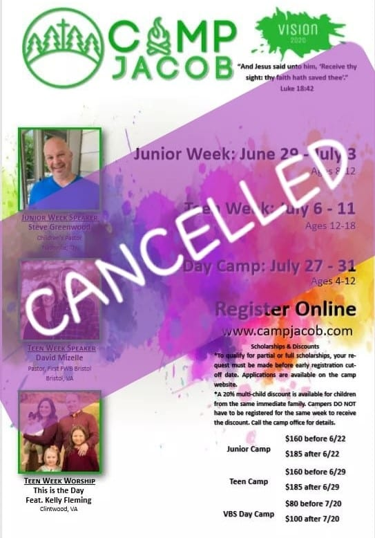 Camp Cancel